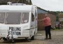 I posti strani dove votano i britannici