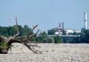 Le foto della siccità nel Nord Italia