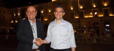 Federico Pizzarotti è stato rieletto a Parma