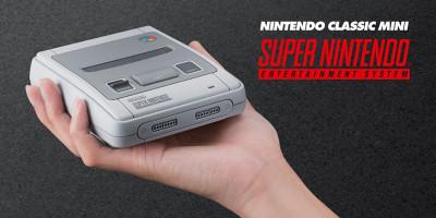 """A settembre esce un """"Super Nintendo Mini"""""""