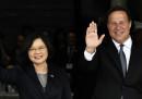 Taiwan potrebbe presto restare da solo