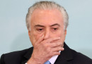 Il presidente del Brasile ha un nuovo problema