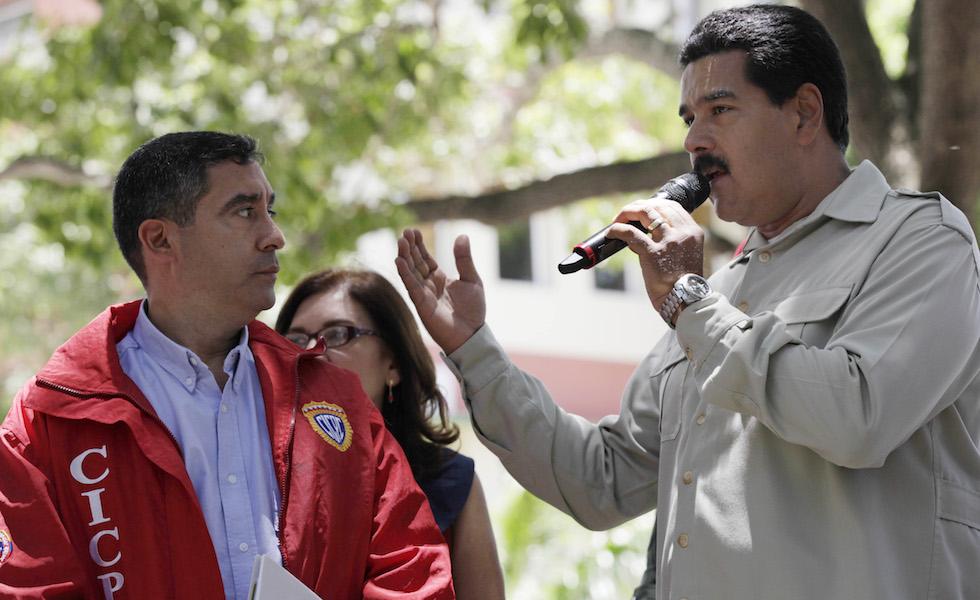 Nicolas Maduro, Miguel Rodriguez Torres