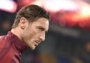Francesco Totti ha annunciato che sarà un dirigente della Roma