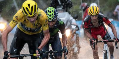 È cominciato il Tour de France