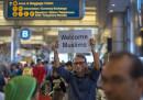 """Il """"travel ban"""" di Trump è di nuovo in vigore"""