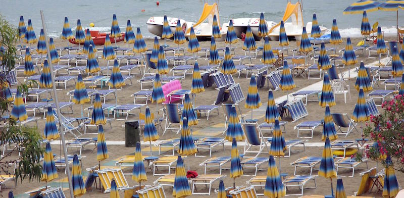 Liguria 'regina' Bandiere Blu 2015, Italia 280 spiagge a top