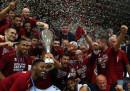 Venezia ha vinto lo Scudetto del basket
