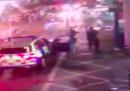 Il video degli attentatori di Londra che vengono uccisi dalla polizia