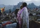La storia della coppia nella più famosa foto di Woodstock