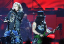 Le dieci migliori canzoni dei Guns N' Roses