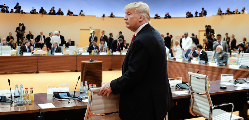 G20 Summit - Partnership with Africa working session
