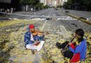 Com'è andato lo sciopero generale in Venezuela
