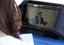 Il primo ministro spagnolo Mariano Rajoy ha testimoniato in un caso di corruzione sul suo partito
