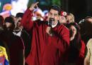 Gli Stati Uniti hanno imposto delle sanzioni finanziarie contro Nicolás Maduro