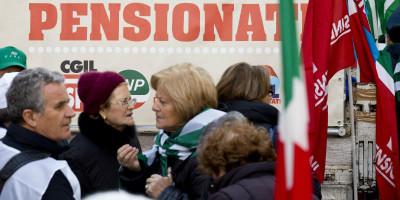 Chi è che sta sempre meglio in Italia?