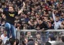 """L'ultras del Napoli Gennaro De Tommaso (""""Genny la carogna"""") è stato accusato di essere a capo di un gruppo di trafficanti di droga"""