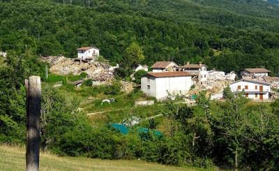 Alle 4 di stamattina c'è stata una scossa di terremoto vicino ad Amatrice, di magnitudo 4.2