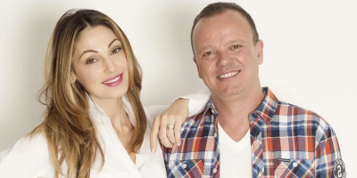 """Anna Tatangelo e Gigi D'Alessio hanno annunciato su Twitter di essere """"in un periodo no"""""""