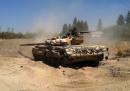 A mezzogiorno è entrato in vigore un cessate il fuoco in una zona della Siria vicino Damasco