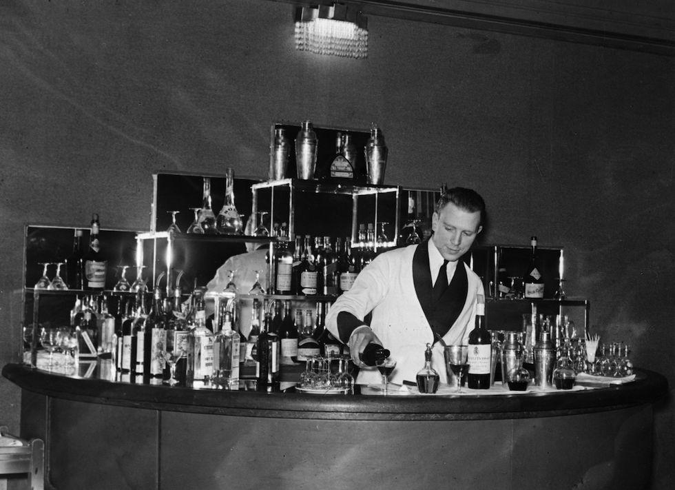 Monseigneur Bar