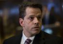 Diverse fonti dicono che Anthony Scaramucci sarà il nuovo capo della comunicazione della Casa Bianca