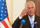 Donald Trump sostituirà a breve Rex Tillerson come segretario di Stato, scrive il New York Times