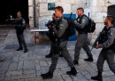 L'attacco nella città vecchia di Gerusalemme