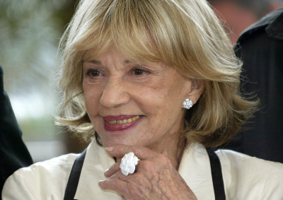 È morta Jeanne Moreau