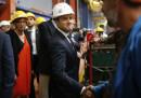 La Francia ha deciso di nazionalizzare i cantieri di Saint-Nazaire