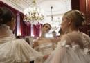 Le foto dell'alta moda a Parigi