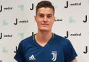 Patrik Schick non giocherà nella Juventus