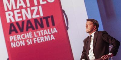 Renzi ha un piano per far ripartire l'economia