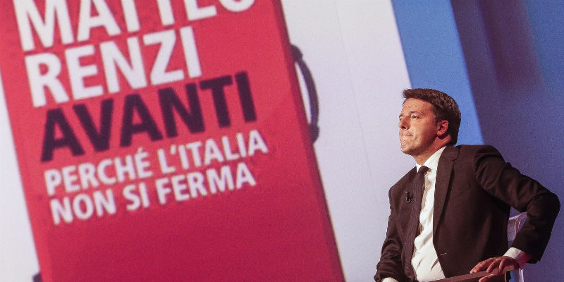 Ue, Renzi: Dijsselbloem non ha letto proposta, ha pregiudizio