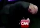 Trump ha twittato un video piuttosto inquietante sulla CNN