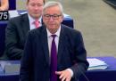 Jean-Claude Juncker ha detto che il Parlamento Europeo è «ridicolo»