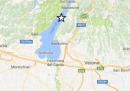 C'è stata una scossa di terremoto di magnitudo 3.6 in provincia di Verona