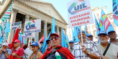 I sindacati in mano a chi non lavora