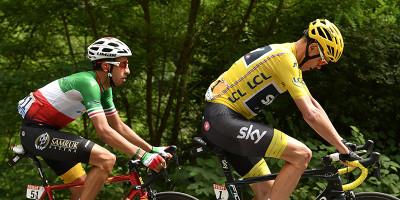 Inizia la fine del Tour de France
