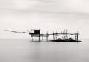 Paesaggi abruzzesi, fotografati da Michael Kenna