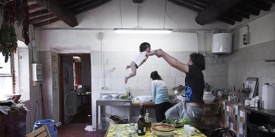Le famiglie italiane, fotografate