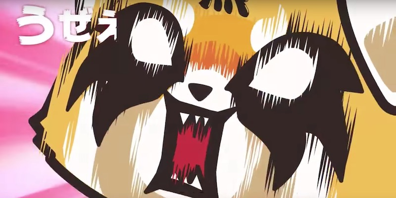La Nuova Hello Kitty è Un Rabbioso Panda Rosso Il Post