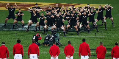 I British Lions hanno fermato gli All Blacks
