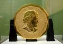 La polizia tedesca ha arrestato i ladri di quella moneta d'oro da 100 chili