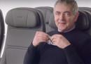 Uno di quei video sulla sicurezza in volo che si fa guardare