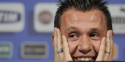 Antonio Cassano ora dice di voler smettere di giocare a calcio