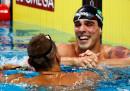 Caleb Dressel ha vinto tre medaglie d'oro in due ore, ai Mondiali di nuoto
