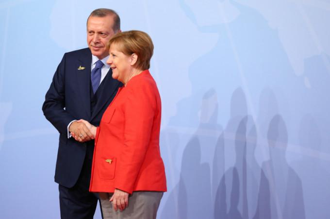 G20-Gipfel - Begrüßung der Gäste