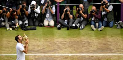 Roger Federer ha vinto Wimbledon