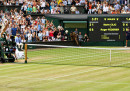 Il mito Federer a Wimbledon